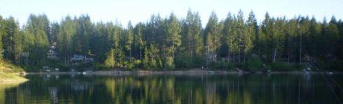 Derby Lake, WA, Rc Fishing with the Radio Ranger