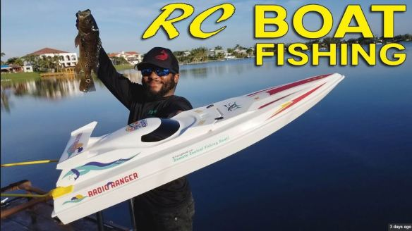 Radio Ranger rc fishing boat | Rc Fishing | Remote Control